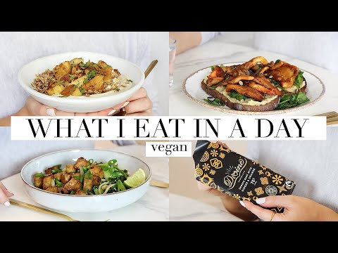 What I Eat in a Day #52 (Vegan) | JessBeautician