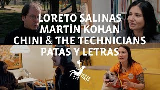 Loreto Salinas y Martín Kohan en Ojo en Tinta / T3 C11
