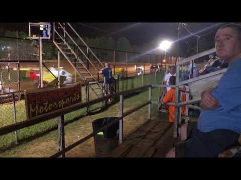 Sabine Motor Speedway 7/14/2018 Feature Win