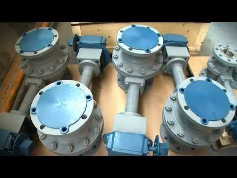 JC Valves Corporate Video (English)