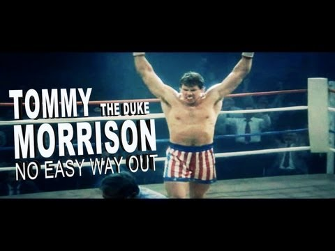 Tommy ''The Duke'' Morrison  No Easy Way Out 2013 R.I.P