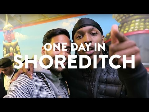 THINGS TO DO IN SHOREDITCH ft. JME | What's Good London