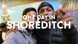 THINGS TO DO IN SHOREDITCH ft. JME   What's Good London