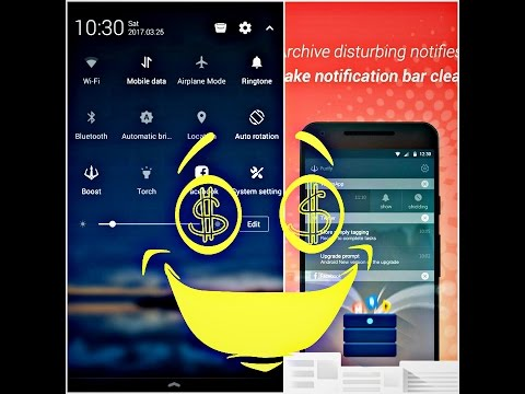 How to change notification center on vivo or any other Android device like a boss  [root require]