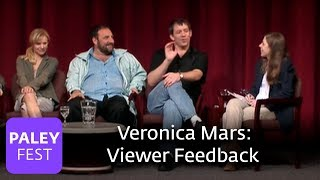 Veronica Mars - Rob Thomas & Kristen Bell On Viewer Feedback (Paley Center, 2005)