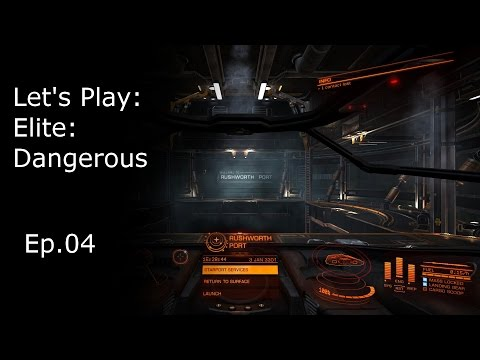 Let's Play - Elite: Dangerous - Ep.04 - Refining!