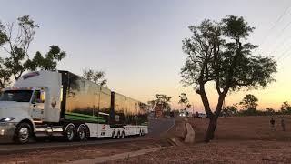 Supercars Convoy 2 Darwin 2018