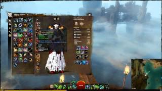 Guild Wars 2 - The definition of glass cannon (necromancer bursting tutorial)
