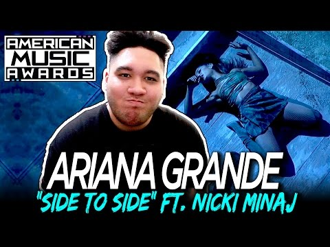 Ariana Grande - Side To Side (Live From...