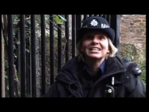 Police Dog 'Diesel'  the Cocker Spaniel