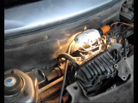Фото №2 - замена прокладки коллектора ВАЗ 2110