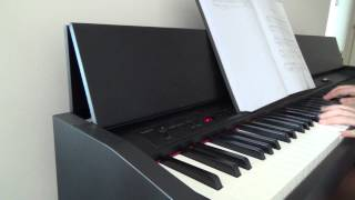 『ひらり、ひらり』Hirari Hirari ピアノで弾いてみた【Hatsune Miku】