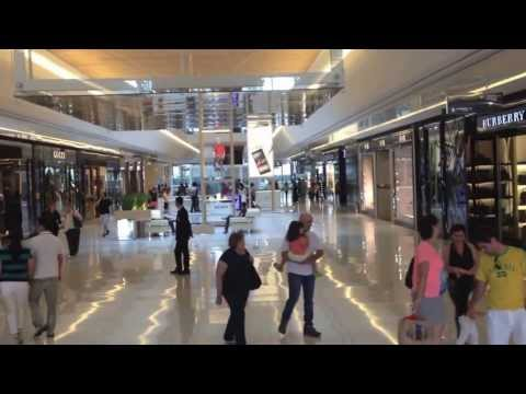 LUXURY SHOPPING IN SAO PAULO BRAZIL JK IGUATEMI