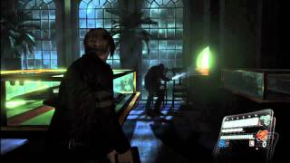 Resident Evil 6 Demo Gameplay HD - Leon