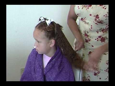 mixed biracial textured hair kids hair tips part 4
