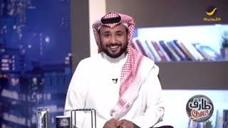 #جلد #طارق_الحربي لمدير #جامعة_شقراء