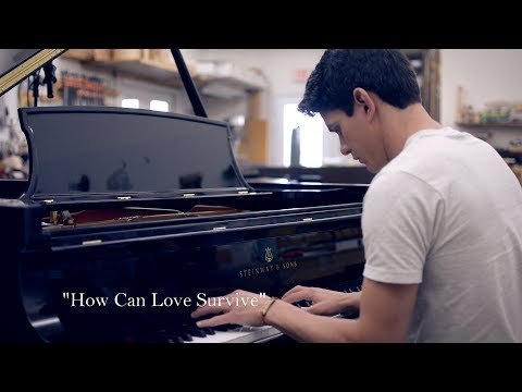 """""""How Can Love Survive"""" - Piano Cover - Steinway Model D #334986"""