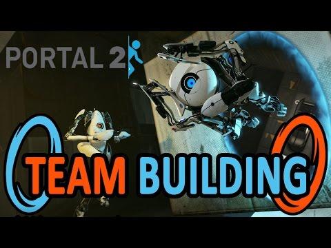 VI SPILLER PORTAL 2! - Portal 2 - Ep 1 (Norsk Gaming)