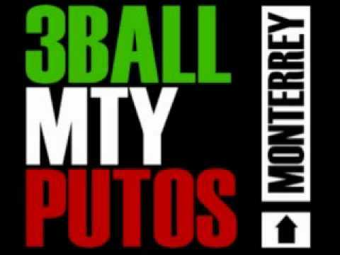 3ball mty putos mix  dj mejia