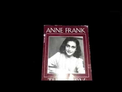 BOOK 'Anne Frank: The Diary of a Young Girl' - QUICK REVIEW
