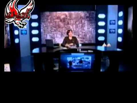توفيق عكاشة مع حياة الدرديرى فضيحة من كواليس الفراعين Youtube