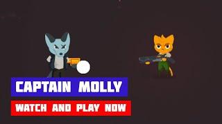 Captain Molly · Game · Walkthrough