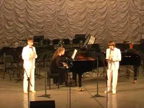 Zaporozhets-Beschastykh Felix Mendelssohn. Concert...