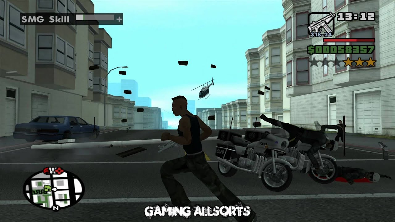 Grand Theft Auto San Andreas Gta Pc Hd 1080p Youtube