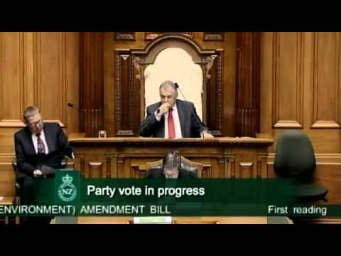 Environmental Protection Authority Amendment Bill - First reading - Part 12