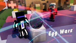 Minecraft Egg Wars : Одно яичко на двоих #1