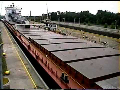 Welland Canal Lock 3 with ship enteringиз YouTube · Длительность: 9 мин3 с