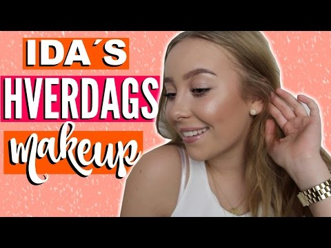 IDA'S HVERDAGS MAKEUP | Julia Sofia ♡