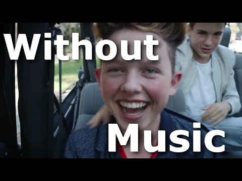 Jacob Sartorius Hit or miss Lyrics video -WITHOUT MUSIC-