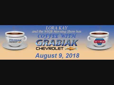 Coffee with Grabiak (8-9-18)