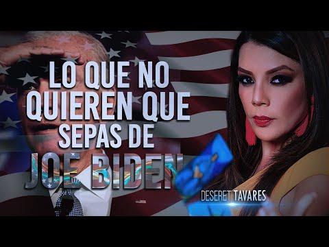 Lo que no quieren que sepas de Joe Biden | Deseret Tavares