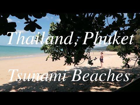 Phuket Thailand Khao Lak Coastal Area Tsunami Beaches 2016