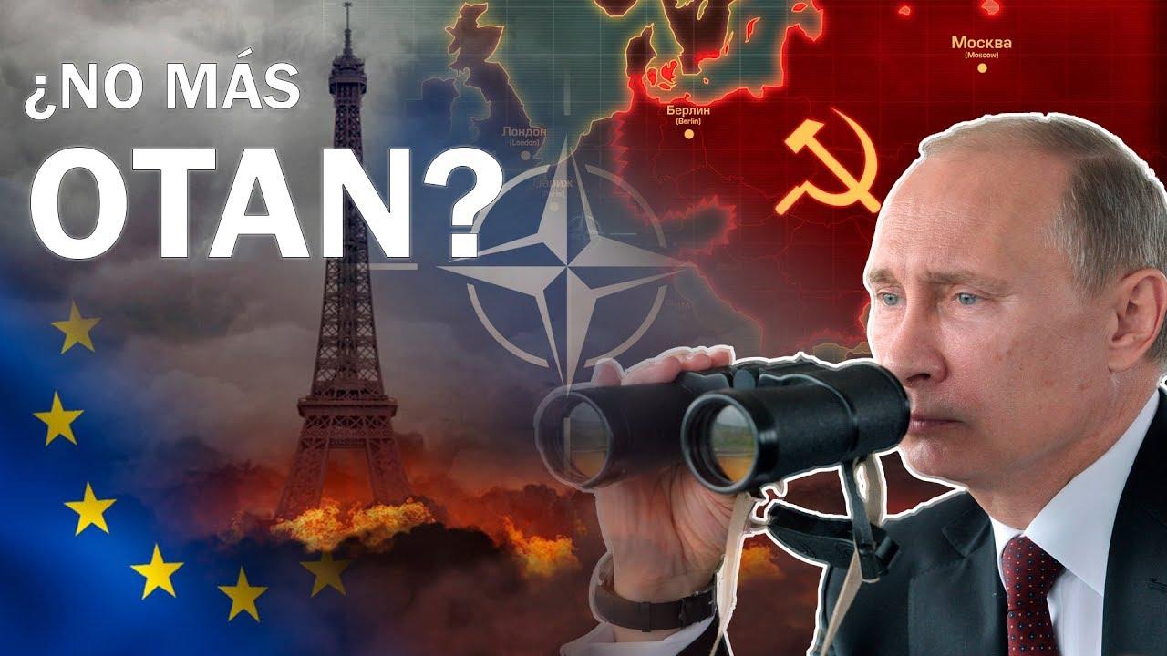 ¿Podría Trump (E.E.U.U) abandonar la OTAN?