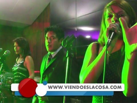 VIDEO: LA KÚPULA  - Corre (Jesse & Joy) - En Vivo - WWW.VIENDOESLACOSA.COM - Cumbia 2016