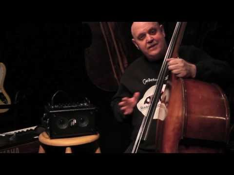 """Demonstration of the """"Double Four"""" made by Phil Jones Bass"""