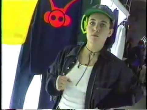SCOTTO.TV presents LIQUID SKY & LIVING ROOM 1994