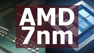 AMD Zen2 + Vega 20 в ДЕЙСТВИИ! Презентация AMD Next Horizon😜👈