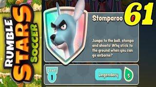 Rumble Stars Soccer - Stomparoo ??? - Gameplay #61