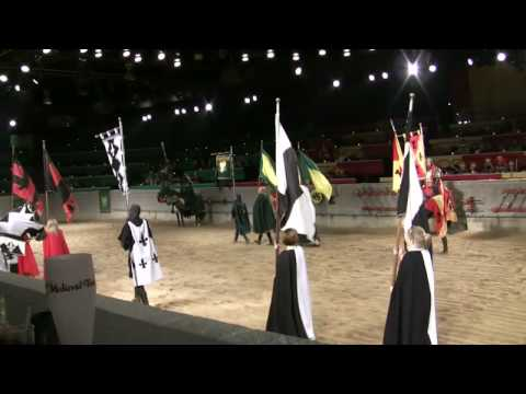 Medieval Times Dinner & Tournament Toronto HD