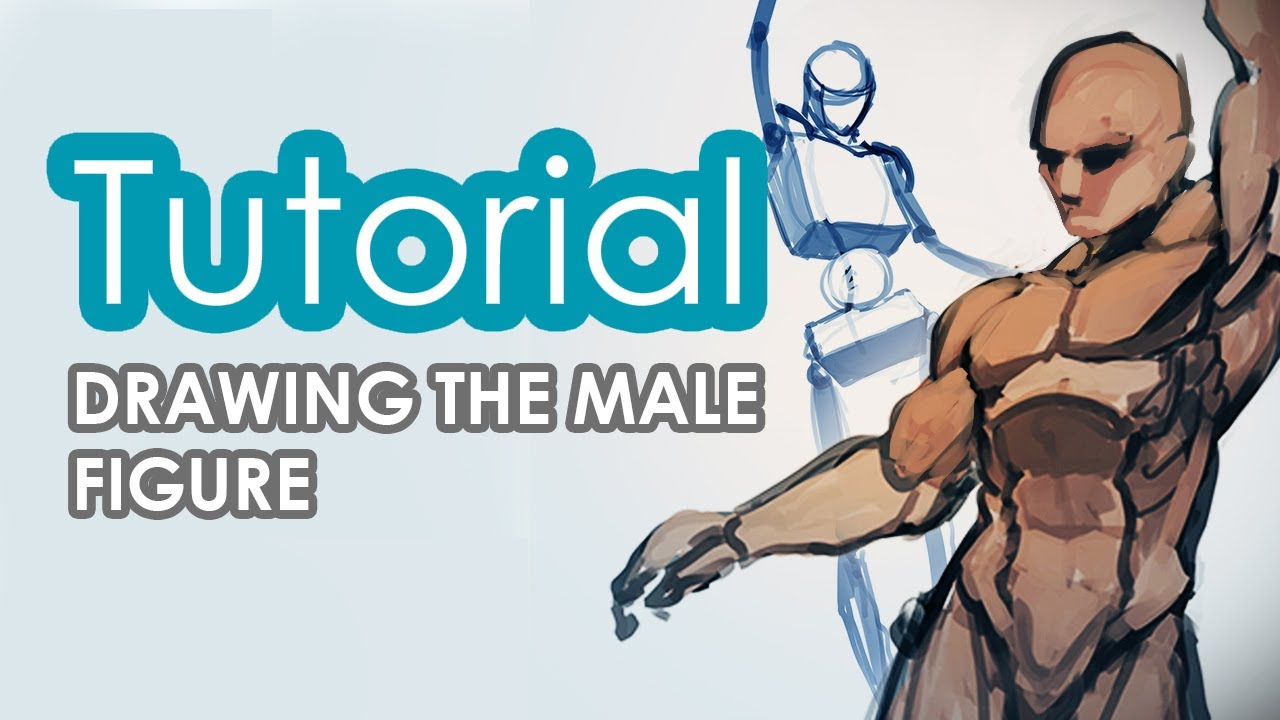 It's just an image of Influential Figure Drawing Male