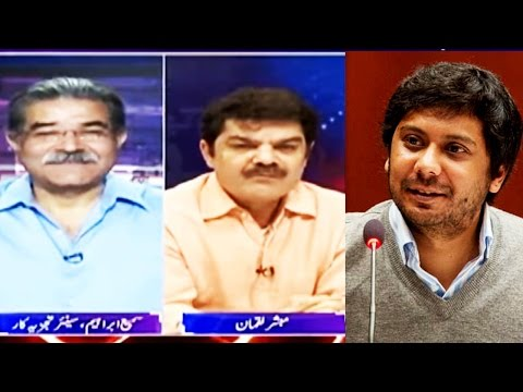 Khara Such Mubasher Lucman 13 October 2016 - Who is Mir Jafar of Pakistan?
