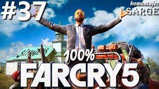 Zagrajmy w Far Cry 5 (100%) odc. 37 - Oswojenie pumy Peaches
