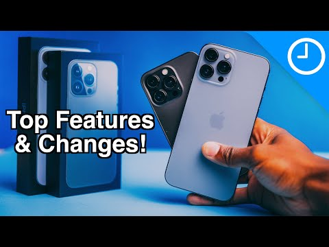iPhone 13 Pro & Pro Max: Top Features & Changes!