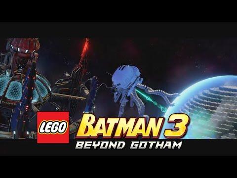 Batman and Heroes {10} Globe (Lego Batman 3: Beyond Gotham)