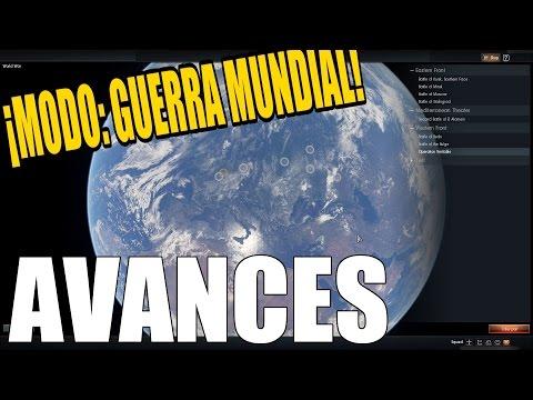 MODO GUERRA MUNDIAL (WORLD WAR) | NOTICIAS DE WAR THUNDER EN ESPAÑOL