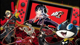Tons Of Atlus Rpg's May Be Coming To Nintendo Switch! Including Persona 5 Royal!!